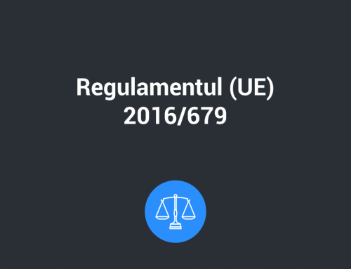 Regulamentul (UE) 2016/679