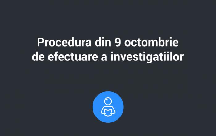 procedura 9 oct 2018