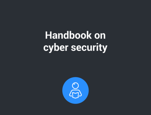 Handbook on cyber security