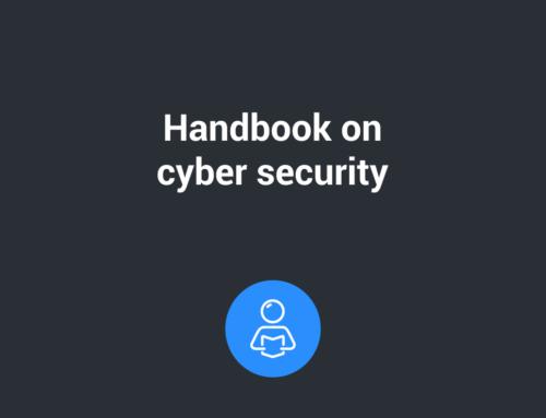 Handbook on cyber security
